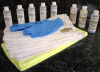 Granite Shield Concrete (Cement) Countertop DYI Seal Kit