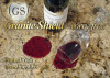 Granite Shield Red Wine Spill Custom Postcard 7X5 1000 Count